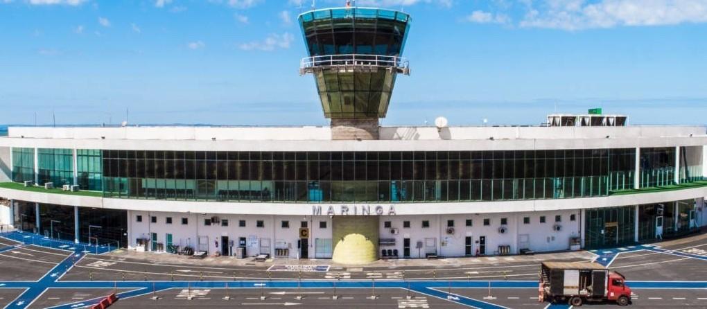Aeroporto de Maringá é o 6º melhor do país em potencial estratégico