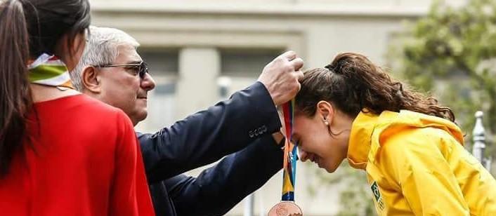 Ciclista maringaense se prepara e mira as Olimpíadas de Paris em 2024