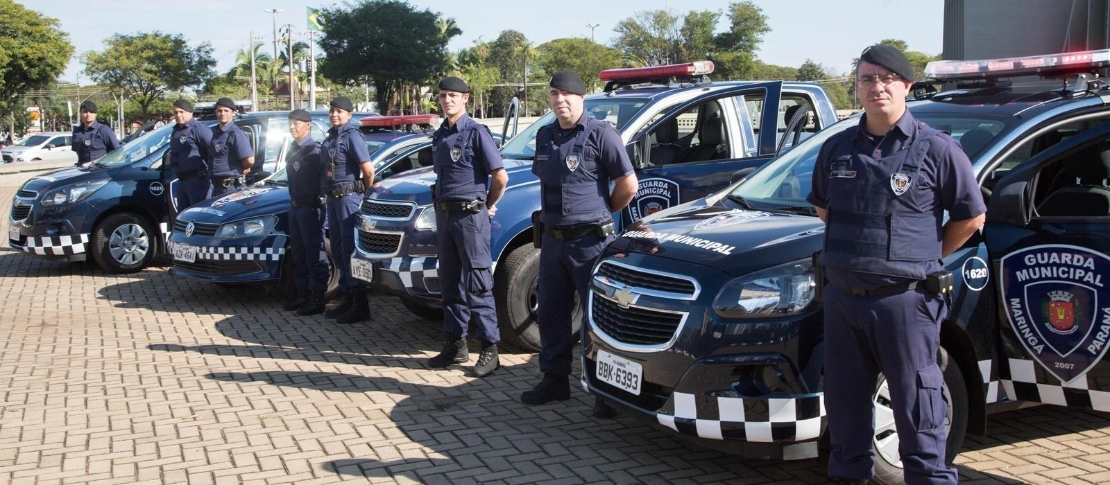 Guarda Municipal de Maringá deve estar armada em até dois meses
