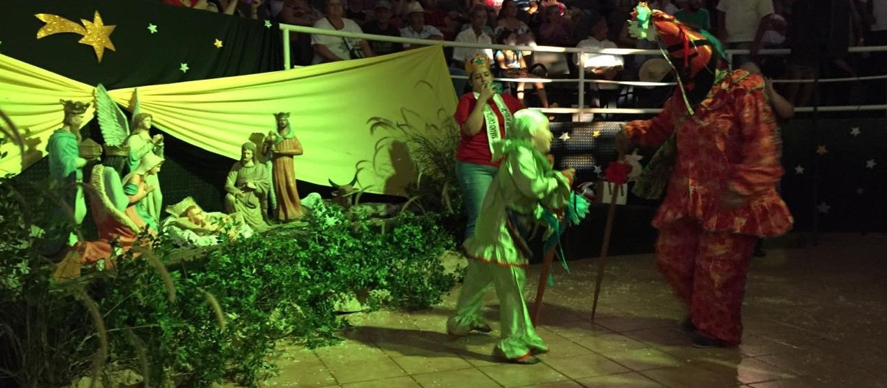 Sarandi realiza festival de Folia de Reis