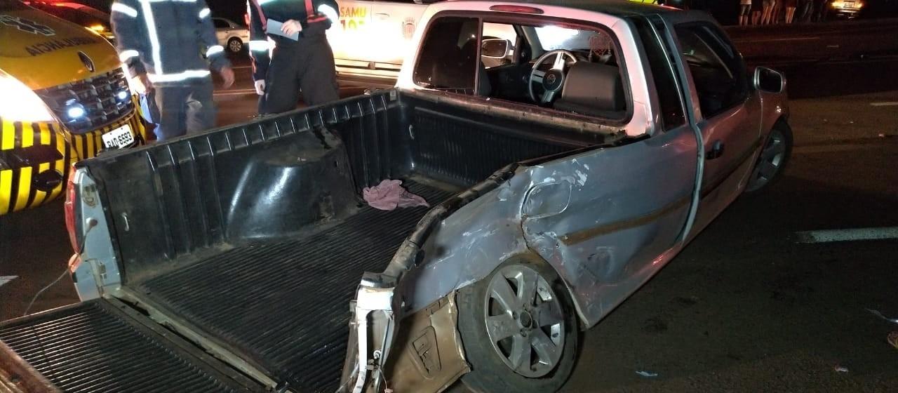 Acidente em Mandaguari deixa um morto e seis feridos