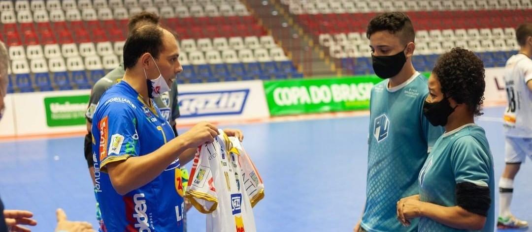 Umuarama Futsal volta a treinar na segunda-feira (2)