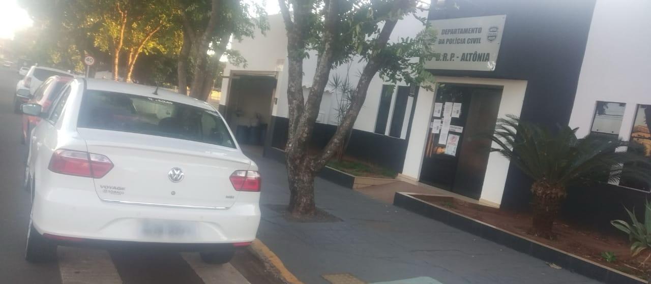 Falso oficial de justiça escreve apreensão com 'ç' e leva carro em Maringá