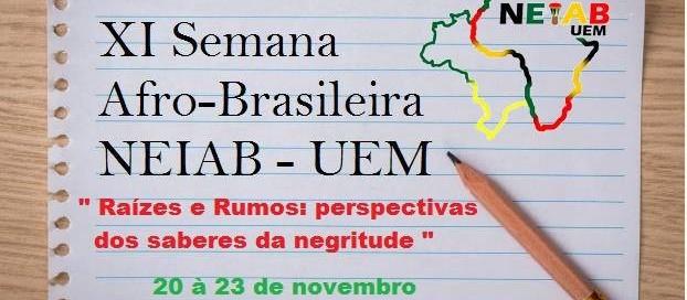 Semana afro-brasileira começa nesta segunda-feira (20)