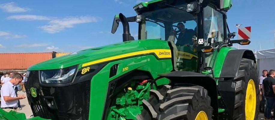 Trator elétrico será medalha de ouro na Agritechnica 2019