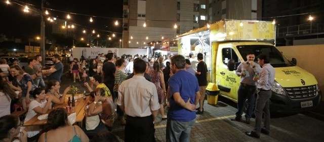 Crescimento dos food trucks é o assunto do programa Megafone, produzido pelos estudantes de Jornalismo da Unicesumar