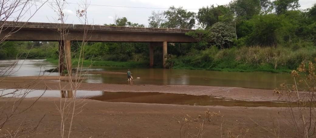 Sarandi reduz produção de água em 40% por causa da falta de chuvas