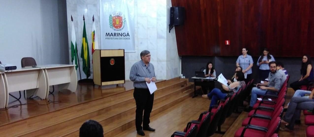 Conselho de Cultura reivindica mais recursos para área em Maringá