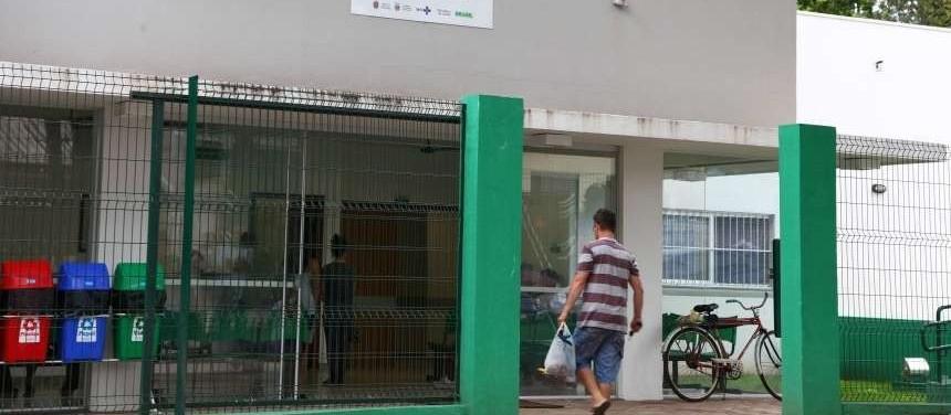 Homem causa confusão na UPA Zona Norte