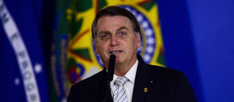 Jair Bolsonaro seria reeleito se a eleição para presidente da República fosse hoje