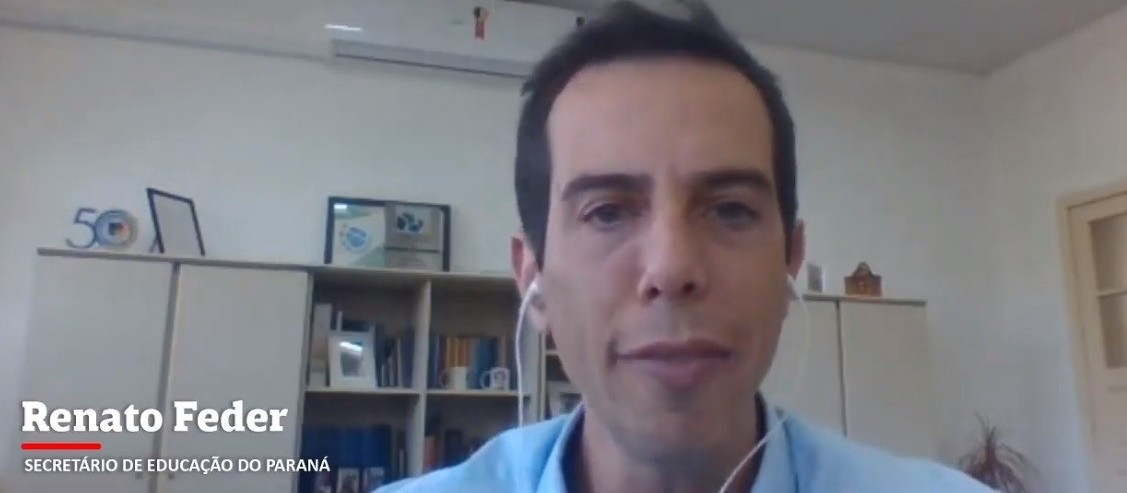Em novembro, Secretaria de Educação do Paraná pretende retomar aulas presenciais