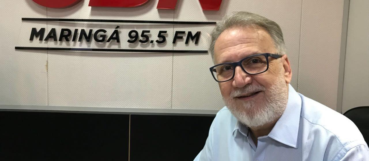 Osmar Dias reafirma que sua candidatura ao governo está mantida