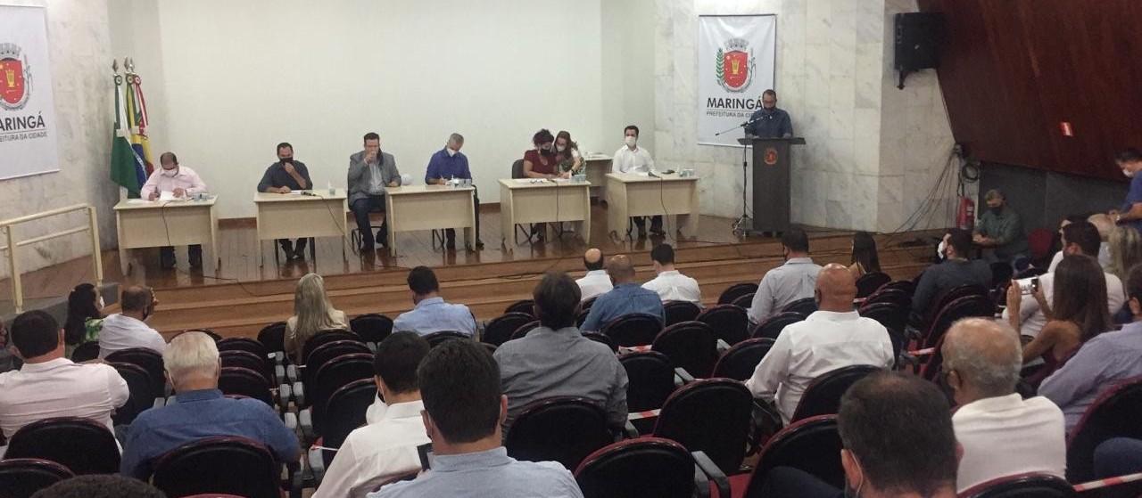 Fausto Herradon toma posse como secretário de Assuntos Metropolitanos e Institucionais