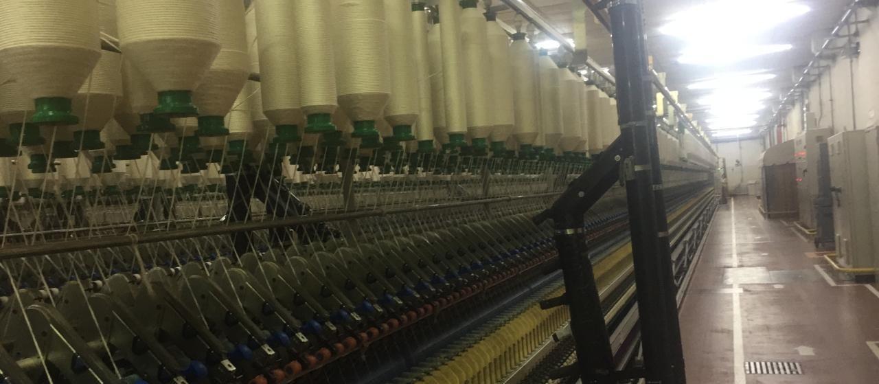20% dos fios de cooperativa são produzidos com material reciclável