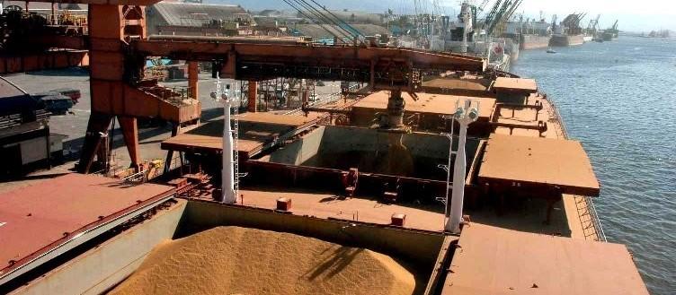 Porto de Paranaguá movimentará maior carga grãos de sua história