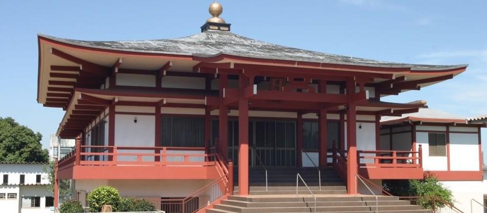 Templo Budista realiza celebrações para a passagem de ano