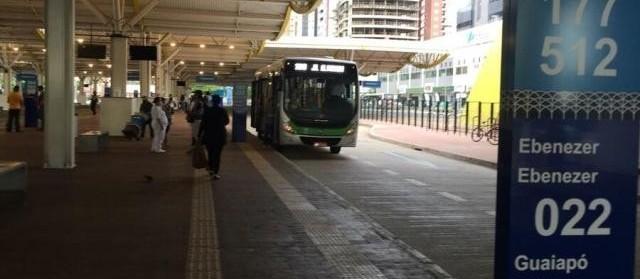 Liminar determina que ônibus do transporte coletivo não sejam impedidos de circular