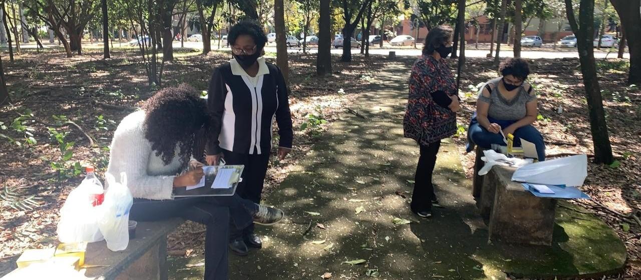 Candidatos da região enfrentam também o desafio de conseguir almoçar no domingo de prova