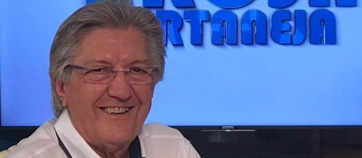Apresentador Paulo Mantovani morre aos 72 anos, em Maringá
