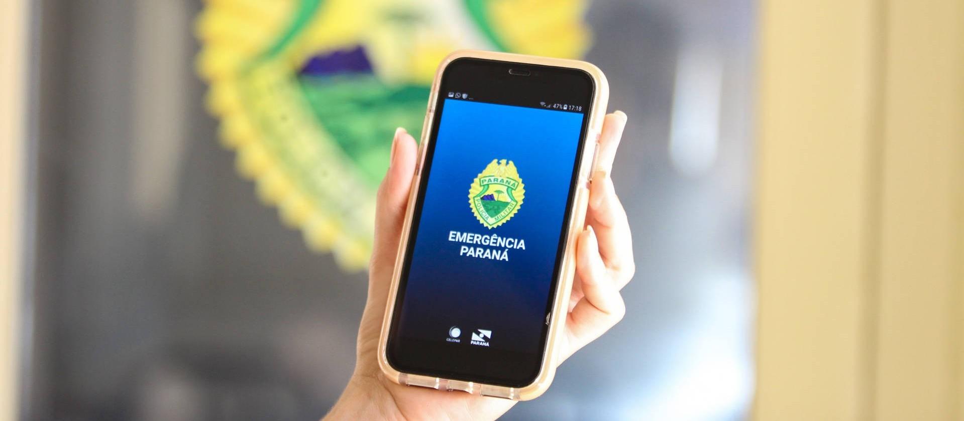 APP 190 da PM começa a funcionar em Maringá no mês de abril