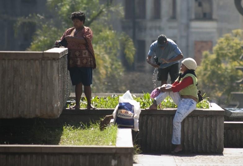 População em situação de rua dobrou nos últimos cinco anos