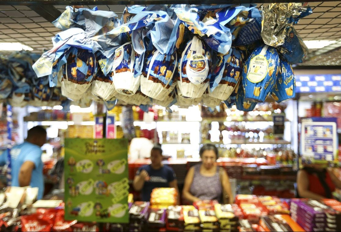 70% dos brasileiros devem gastar na Páscoa