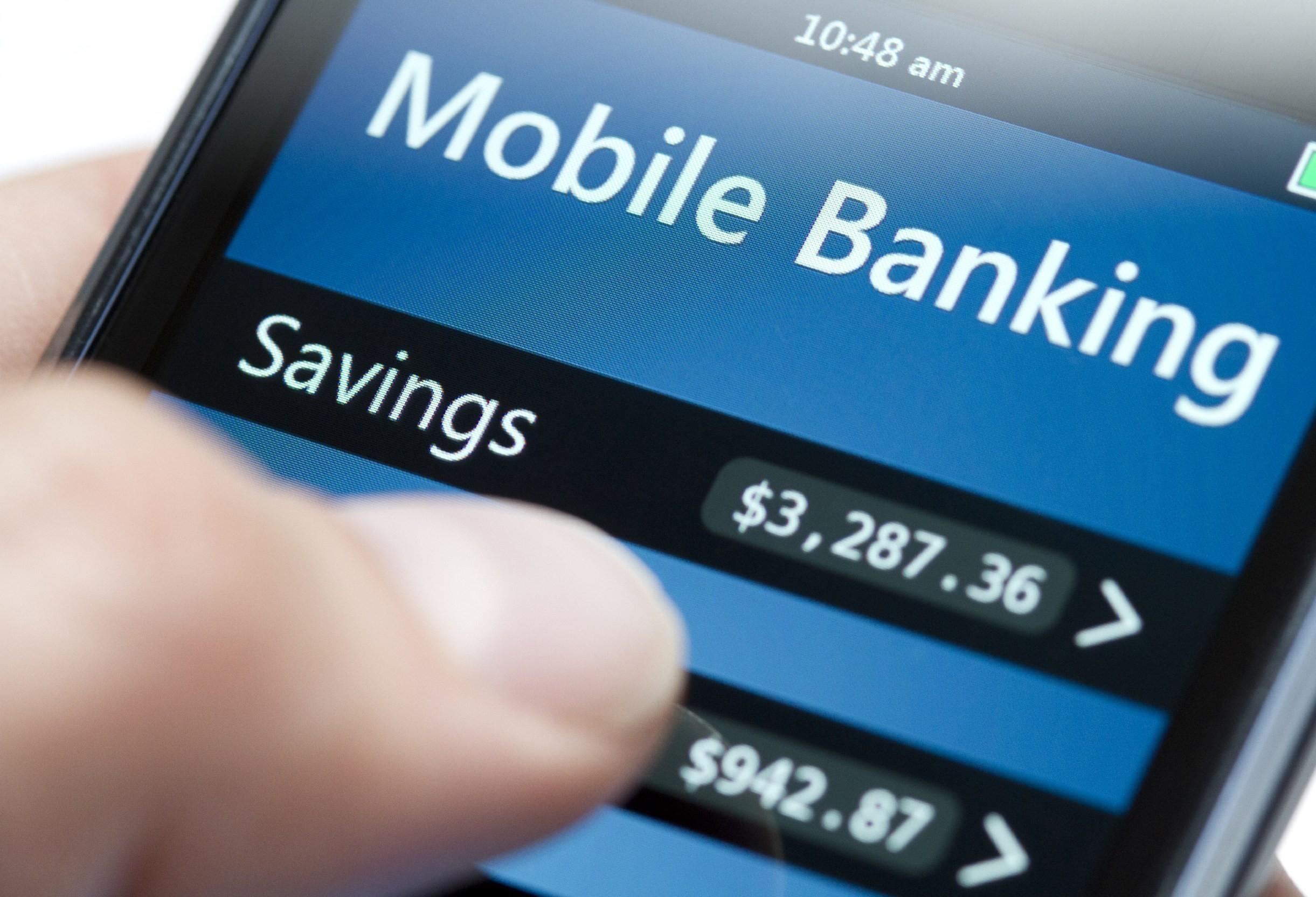 Instituições bancárias com sistemas para mobile alcançam mais pessoas