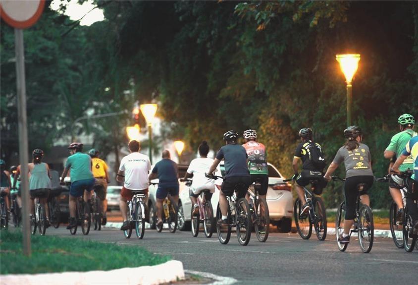Maringá sedia evento nacional de incentivo ao uso da bicicleta