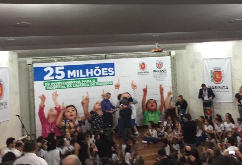 Após 11 meses, Governo do Paraná repassa recursos para construção