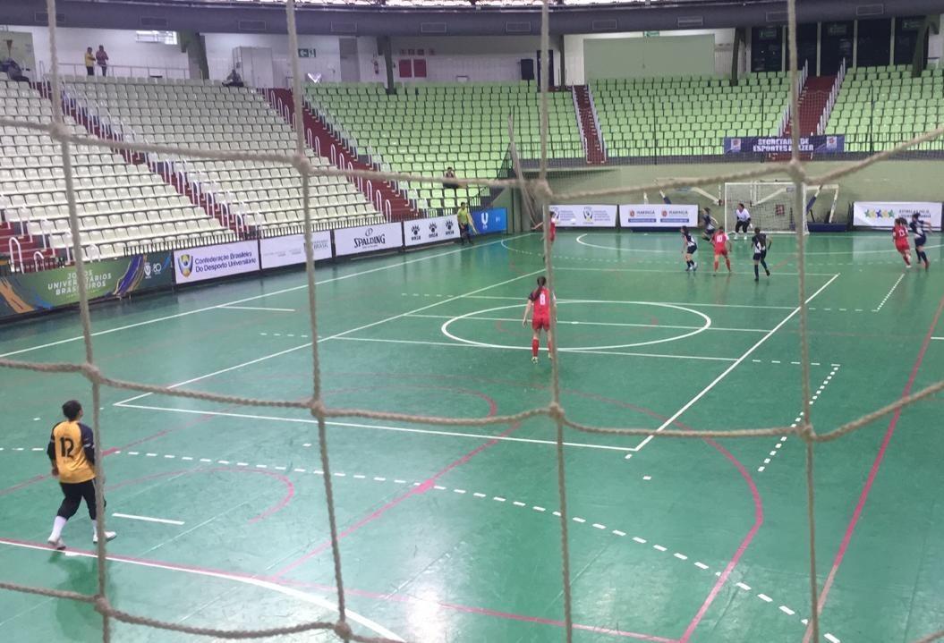 Etapa dos Jogos Universitários Brasileiros traz 600 atletas a Maringá