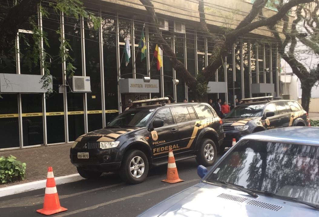 Auditor fiscal que sobreviveu a atentado, diz que não tem medo