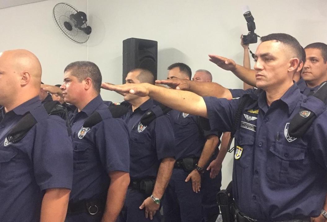 Mais dez agentes são formados, mas não há previsão para porte de arma