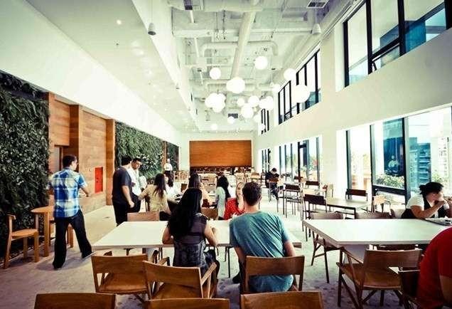 Em 5 anos, Google evitou descarte de 3 mil toneladas de alimentos de seus refeitórios