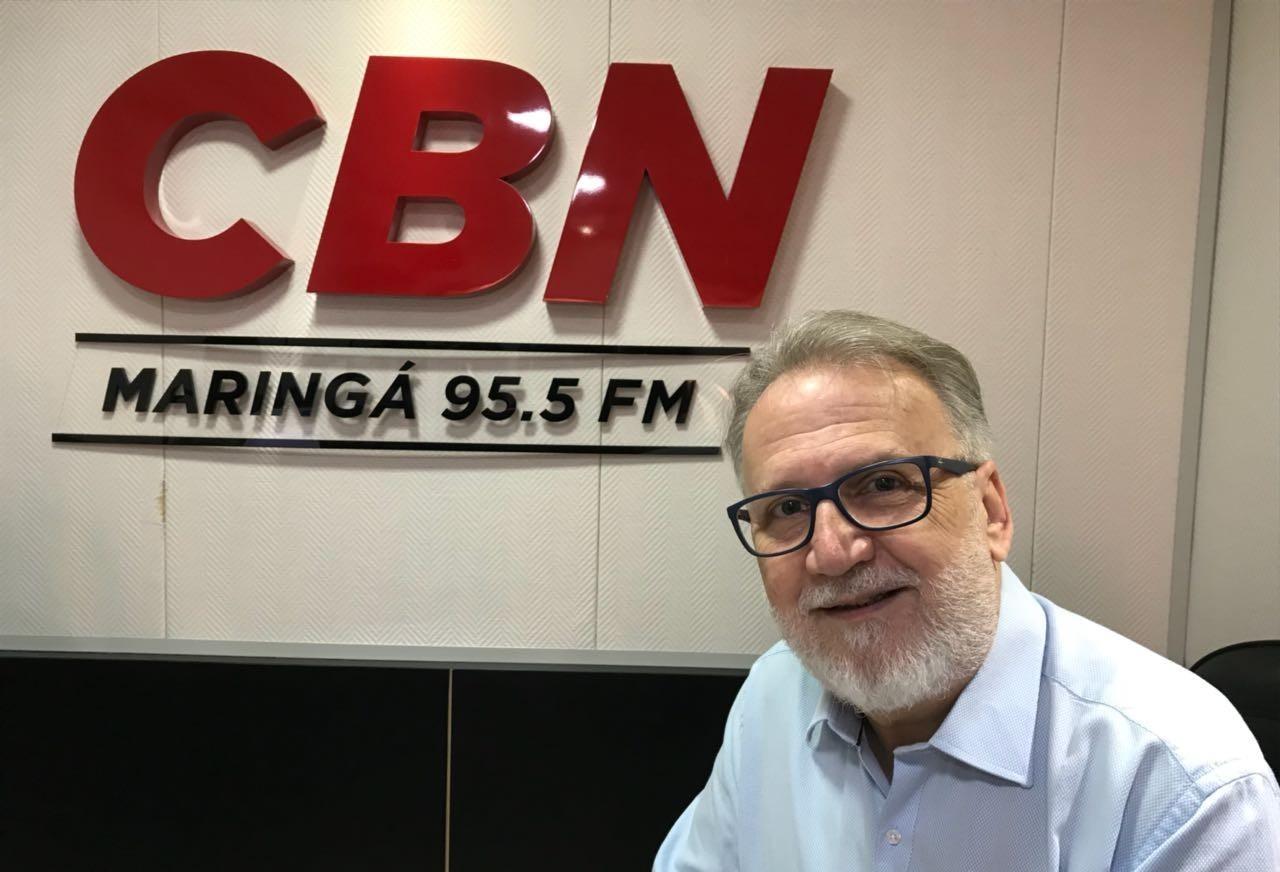 João Arruda comanda encontro do MDB, em Maringá