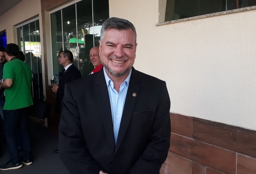 Delegado Jacovós participa da Expoingá 2019