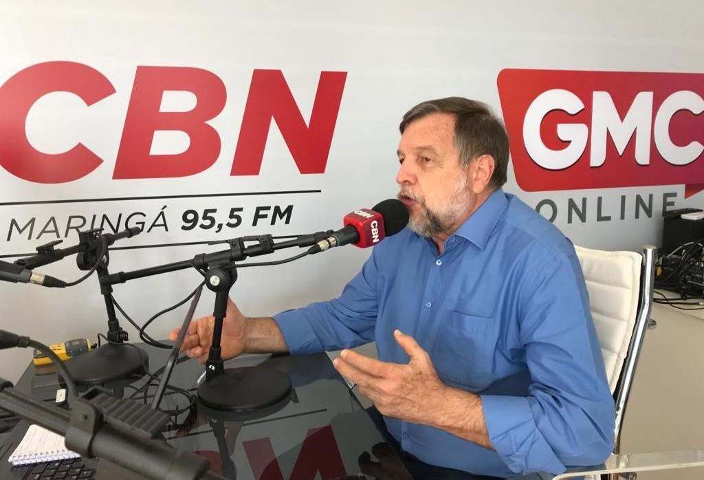 Senador critica a decisão de retirar o Coaf do Ministério da Justiça