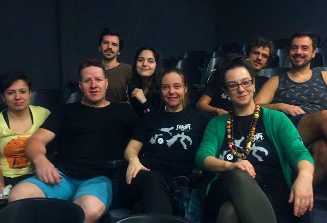 Súbita Companhia de Teatro se apresenta em Maringá com performances  sobre o corpo