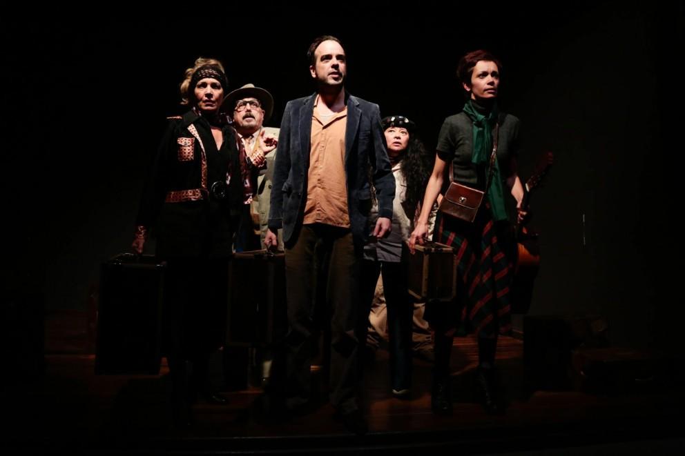 Exílio causado pela ditadura militar é tema de peça de teatro em Maringá