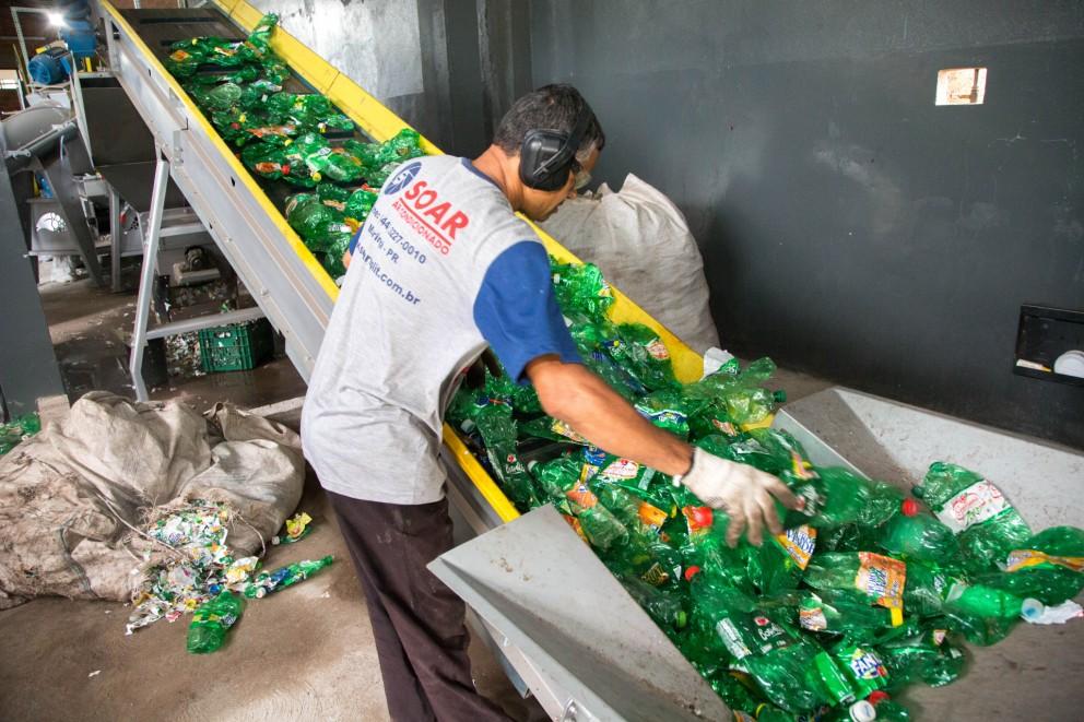 Prefeitura faz chamamento público para contratar cooperativas de reciclagem
