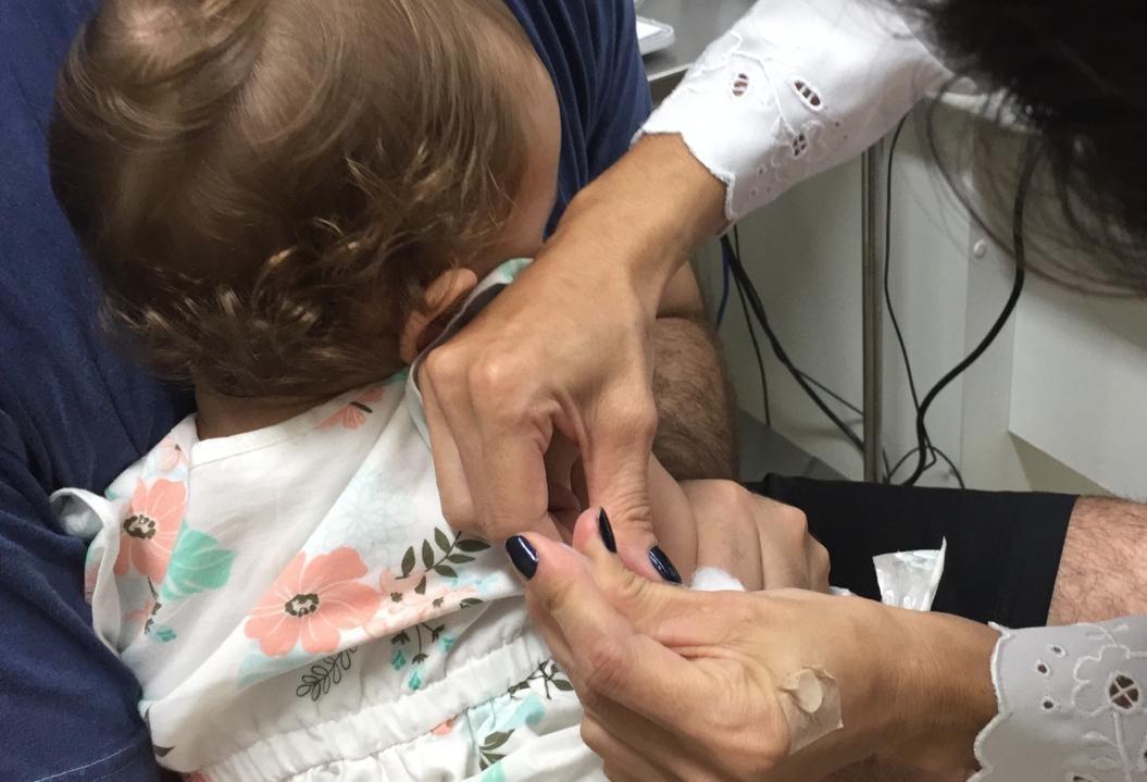 Dia D de vacinação ocorre neste sábado (19)