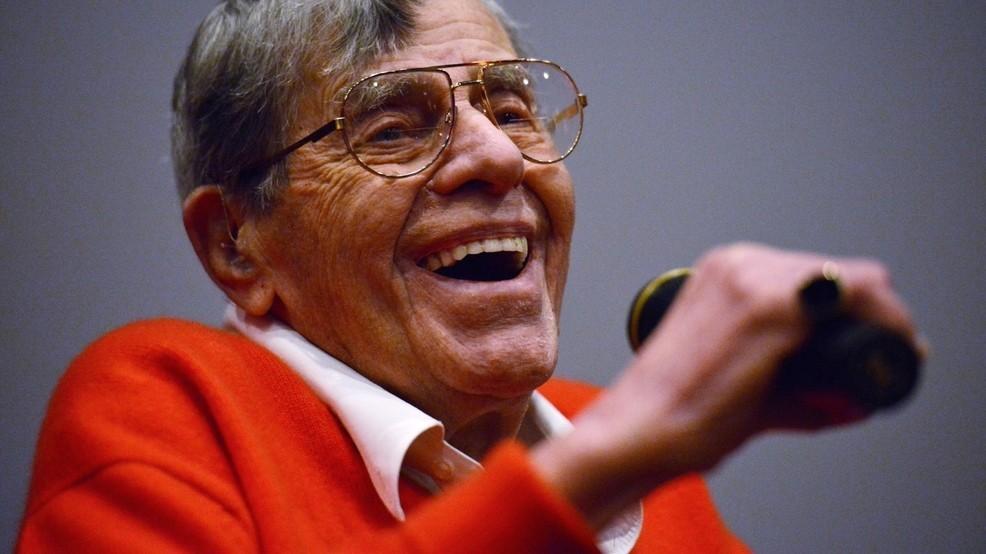 Morte de Jerry Lewis e outras notícias da semana