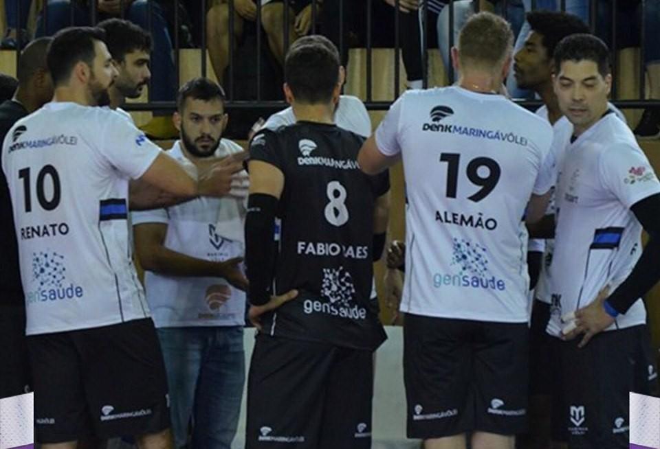 Maringá Vôlei encara três jogos entre sexta (04) e domingo (06)
