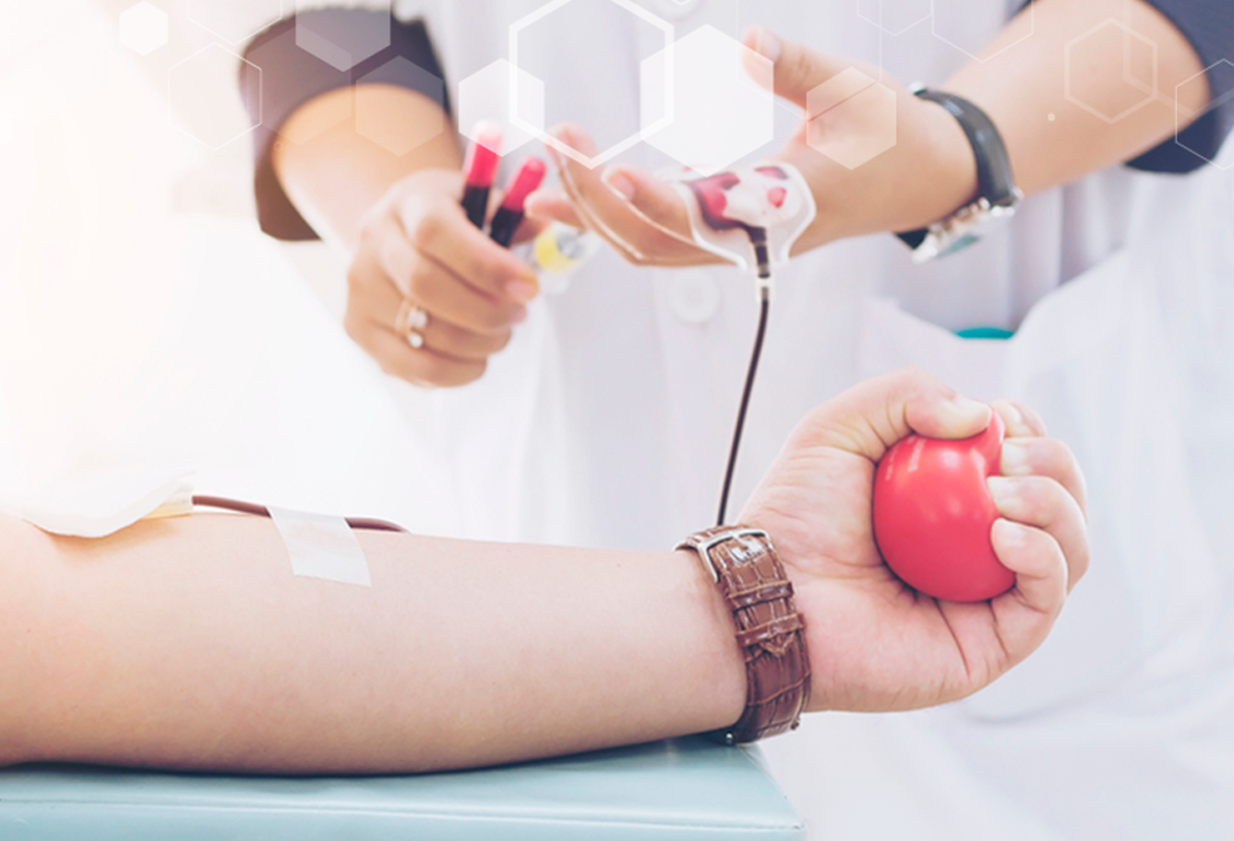 Feriados prolongados e época de férias reduzem o estoque de sangue do Hemocentro Regional