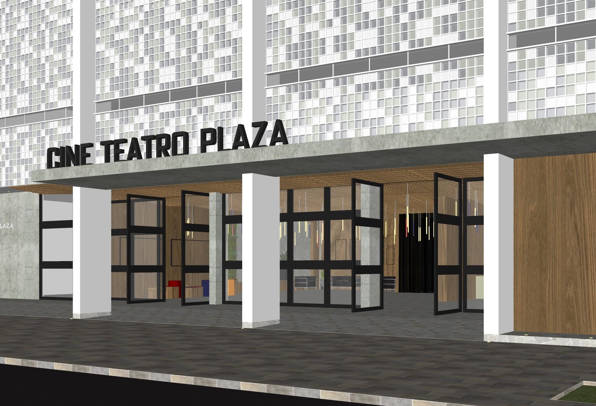 Cultura define finalidades do Complexo Plaza