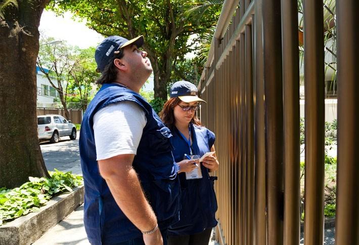 IBGE abre 2.658 vagas para realização do Censo Demográfico 2020