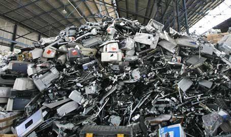 Descarte correto do lixo eletrônico