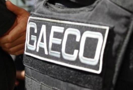 Gaeco cumpre mandado de busca em Maringá na operação Taxa Alta