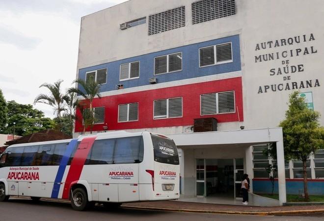 Inscrições para concurso da Autarquia Municipal de Saúde de Apucarana começam nessa sexta-feira (13)
