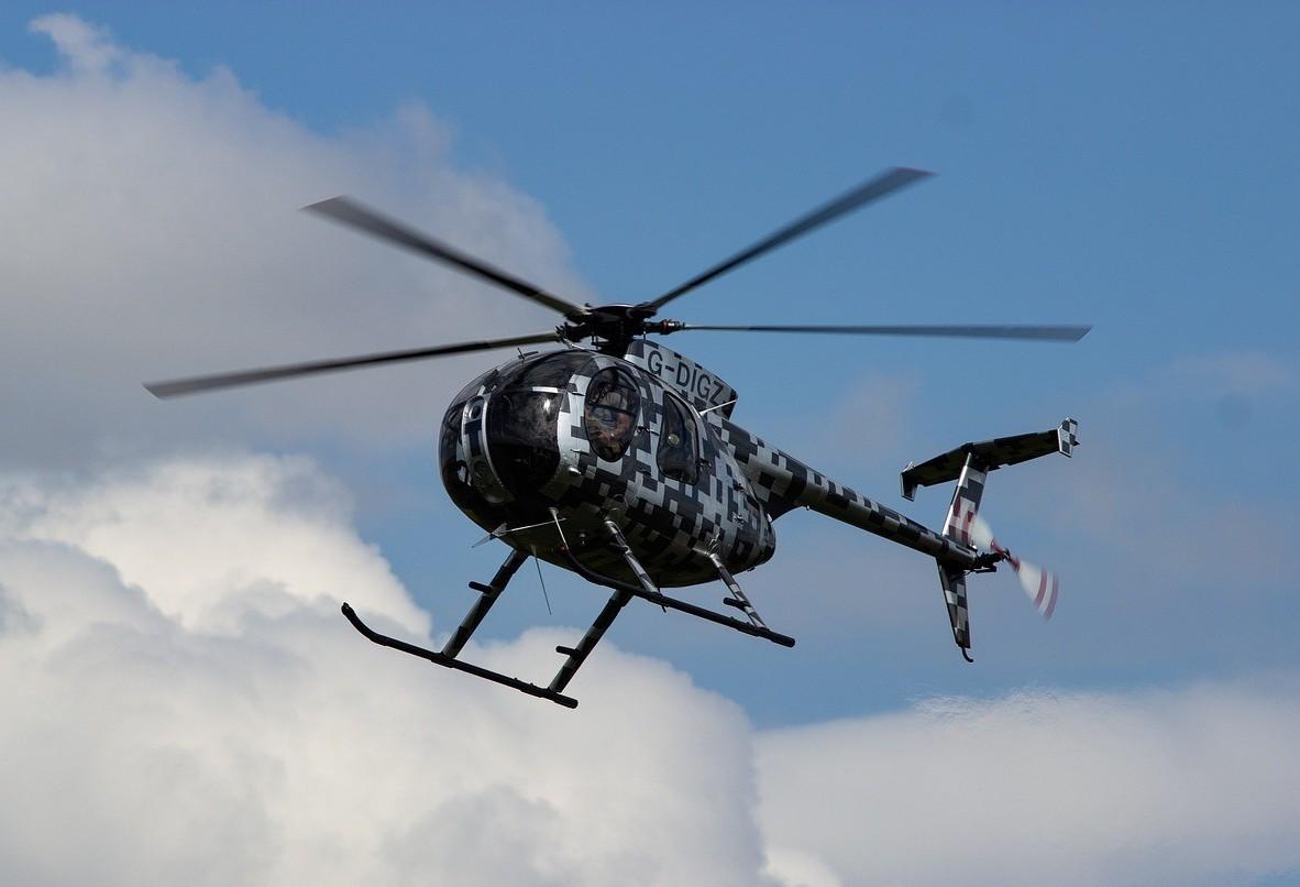 Maringá deve ganhar helicóptero para operações policiais