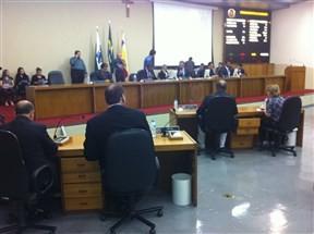 Vereadores querem antecipar votação sobre número de parlamentares para próxima legislatura